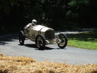 1912 GP Benz at the hairpin by Aya-Wavedancer