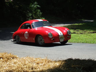 Porsche 356 Hershey Hillclimb by Aya-Wavedancer