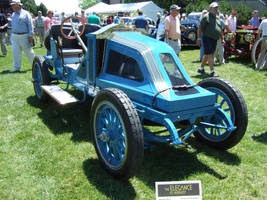 1907 Renault 35/45 Runabout by Aya-Wavedancer