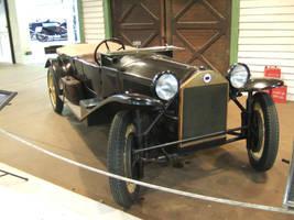 1924 Lancia Lambda by Aya-Wavedancer