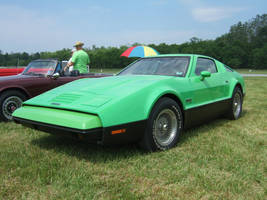 Bricklin SV-1 by Aya-Wavedancer