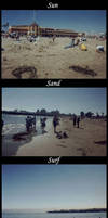 Sun, Sand, and Surf - IZ by io-ether