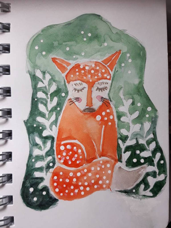 fox by idontcareqp