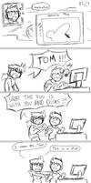 I mean come on, Tom by Lt-Hokyo