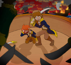 Pirate Wars by Lt-Hokyo