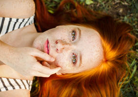 Breanne by MagnifiqueDesastre