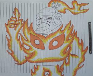 Mighty No. 1 Pyrogen by LoveEnergyandHeat