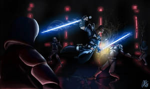 The Force Unleashed - SW by Tureta