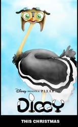 Disney Pixar - Diggy by Diguera