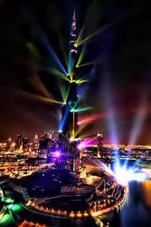 Burj Khalifa HDR 10 by lemonsatethelimes