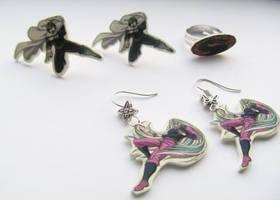 Birthday Tygerlander - Jewellery Set by Shakahnna