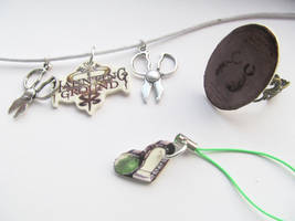 Birthday Lonelymori 2013 - HG/CT Jewellery Set by Shakahnna