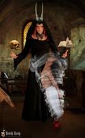 Dark Incantation by Rowdy-Dawg