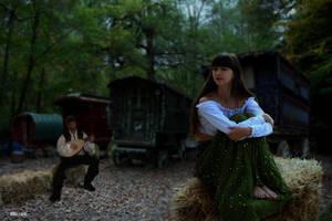 Gypsy Serenade by Rowdy-Dawg