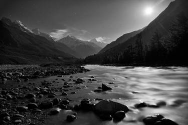 Moonscape by nimitnigam