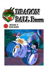 Dragon Ball  Remake 02 by keikuro