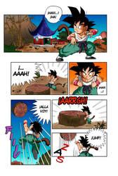 Dragon Ball Remake 03 by keikuro
