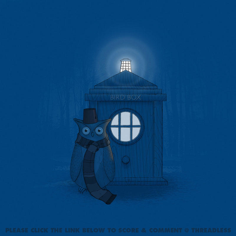 Dr Who Who? by the-quick-brown-fox