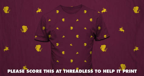 Quarry - Scoring at Threadless by the-quick-brown-fox