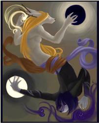 yin.+.yang by mountainlaurelarts