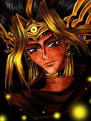 The Pharaoh by HeartandVoice