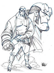 HELLBOY by Wieringo