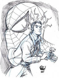 SPIDER-SENSE by Wieringo