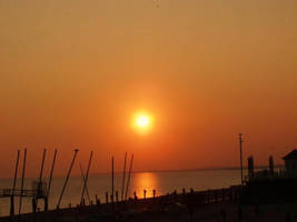 Brighton Sunset 7 by hannajayne31