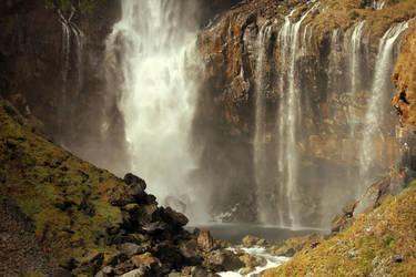 Kegon Waterfall 2 by firenze-design