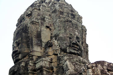 Bayon Temple 1 by firenze-design