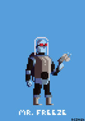 Mr. Freeze by Rgznsk
