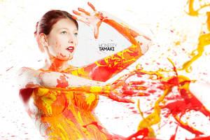.Paint Honesty by Tamaki-photography