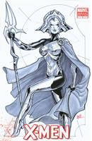 Lilandra by MichaelDooney
