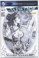 Wonderwoman 1887 cover SDCC 2013 by MichaelDooney