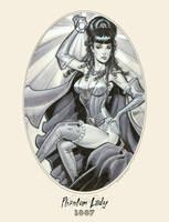 Phantom Lady1887 by MichaelDooney