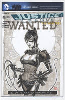 Catwoman Wanted 1887ish by MichaelDooney