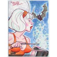 Sabrina the teenage witch by MichaelDooney
