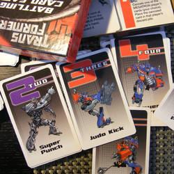 transformers game card art by MichaelDooney