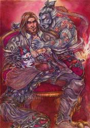 Demons by Darya87