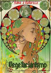 Art Noveau by Gabriella-Xavier