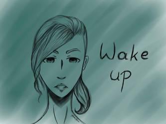 wake up by yomiNezu