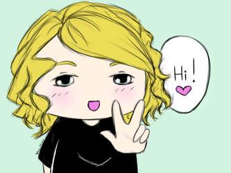 My avatar ^u^ by yomiNezu