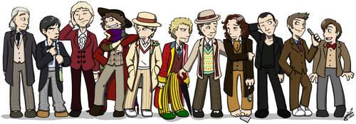 The Doctor by aemilius