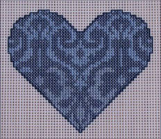 Perfect Day -- Cross-stitch by wemustnotforget