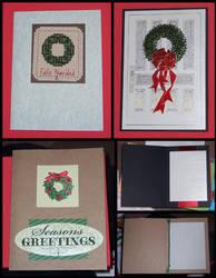 SS 2013: Wreaths by wemustnotforget