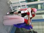 Trying to get the shot... by Sundari-chan