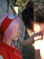 Sasuke its you by BluePandaCosplay