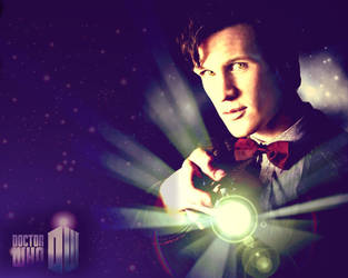 11th Doctor Wallpaper 1280 x 1024 by cornerstoneoflight
