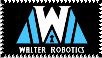 Walter Robotics Stamp by Kenzie-Bee