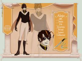 The Goetia: Alejo by Mrakobulka